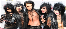 Black Veil Brides Brasil